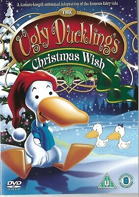The Ugly Ducking's Christmas Wish (DVD, 2011)