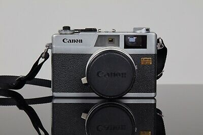 Canon Canonet 28 with new seals and ready for new battery - with CLA