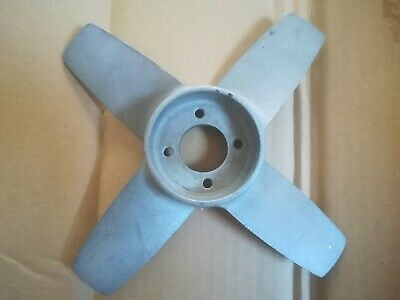 Honda S800 Fan Cooling