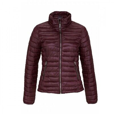 BROADWAY NYC FASHION Damen Steppjacke Jacke Bordeaux EUR