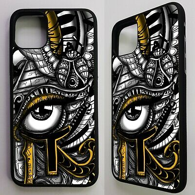 Eye of horus ancient egyptian god ankh art graphic case cover for iphone 11