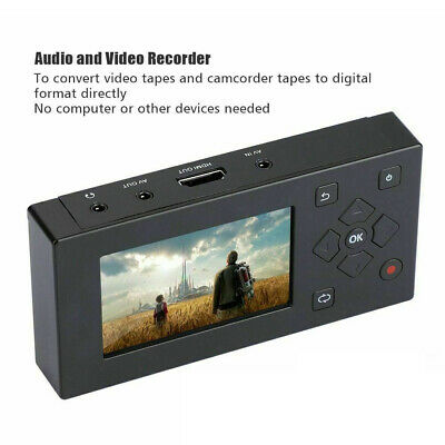 VHS To DVD Converter | VHS To DVD Recorder | VCR Hi8 Camcorder Video Digital