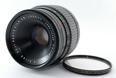 [As-Is] Fuji Fujica FUJINON S 100mm f3.5 for G690 GL690 GM670 from Japan 105863