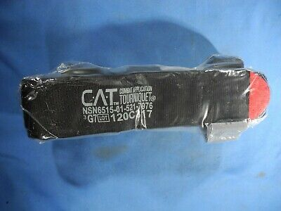 NEW!  NAR Combat Application Tourniquet GEN 7 CAT G7 TQ Red Tip (FREE SHIPPING!)