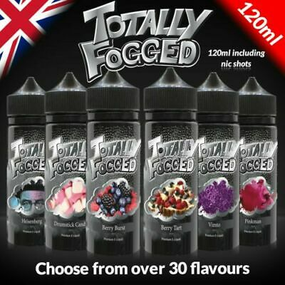 E Liquid 120ml Premium VAPE 70/30 VG PG E JUICE 100ml Shortfill 0mg-18mg 6mg NIC