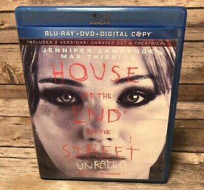 House at the End of the Street (Blu-ray Disc Only, 2012) Jennifer Lawrence