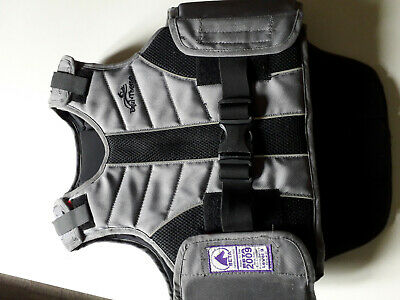 Gilet de cross protection équitation Equithème S adulte