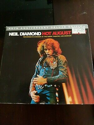Neil Diamond - Hot August Night  40th Anniversary Deluxe Edition