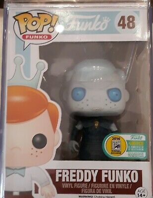 Funko SDCC 2016 Fundays Exclusive NIGHT KING FREDDY LE 400 #48 Game of Thrones