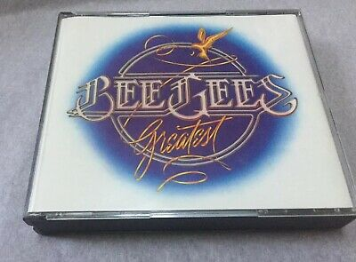 2 Cd Bee Gees Greatest Hits Polydor 800 071-2 Club Edition BMG USA