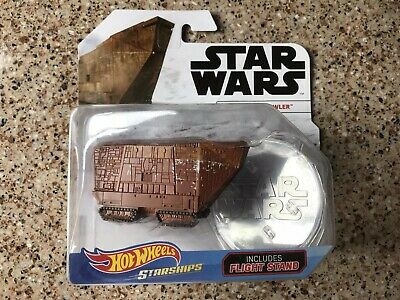 Star Wars Hot Wheels Jawa Sandcrawler New