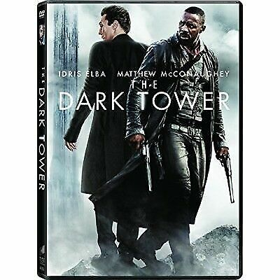 The Dark Tower (DVD) IDRIS ELBA  Brand New sealed ships NEXT DAY with tracking