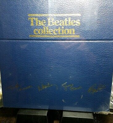 The Beatles - Blue Box Collection - Sealed Mint - 14 Original Full Length Albums