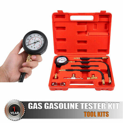 NEW 0-100PSI Fuel Injection Pressure Gauge Kit  US OE Style