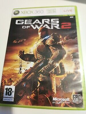 Gears of War 2 GOW 2 - Xbox 360 UK fast delivery UK seller