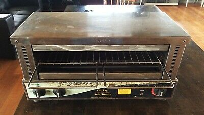 Great Cond COMMERCIAL ROBAND SALAMANDER GRILL 8 Slices TOASTER TA810 (Can Post)