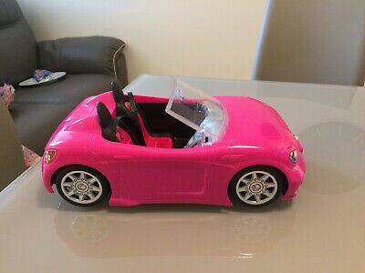 Barbie convertible pink car - Very Good Condition