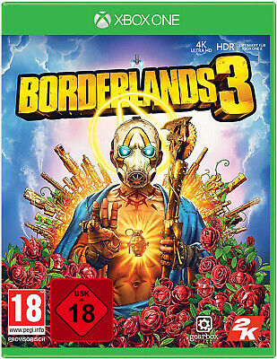 XBOX ONE Borderlands 3 UNCUT NEU&OVP
