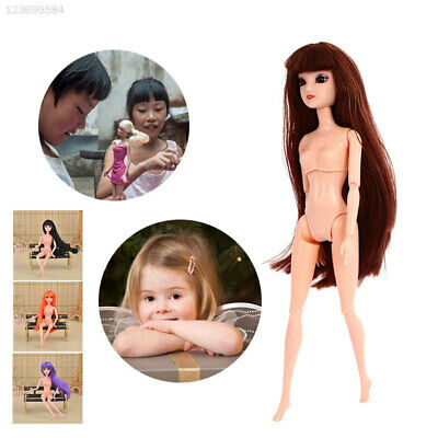 Move Girls Gifts GSS Children Nude Doll Nude Doll Kids Nude Doll Cute Creative