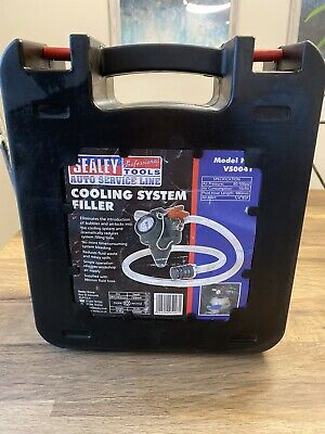 Sealey Cooling System Filler VS0041