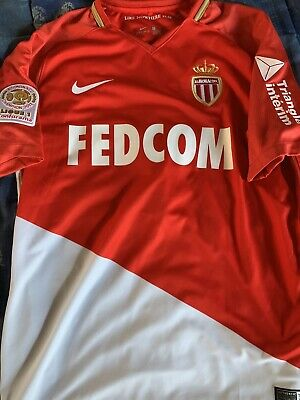 Maillot As Monaco Falcao Taille L