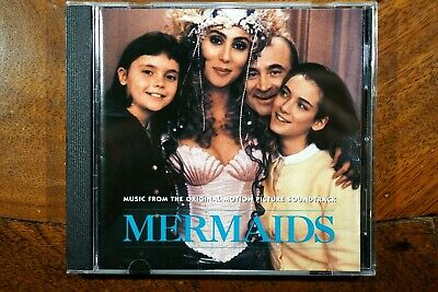 Mermaids - Music From The Original Motion Picture Soundtrack  -  CD, VG