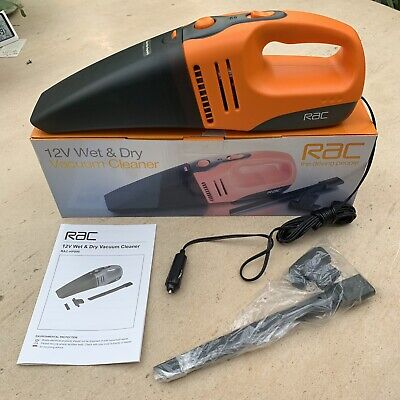 Rac RAC-HP095 12V Wet And Dry Vac Vacuums Cleaning Care Car Garage Workshop