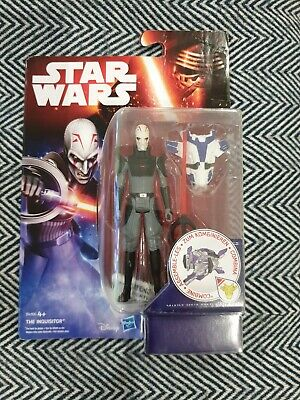"""Star Wars The Force Awakens The Inquisitor 3.75"""" Action Figure Hasbro .NEW"""