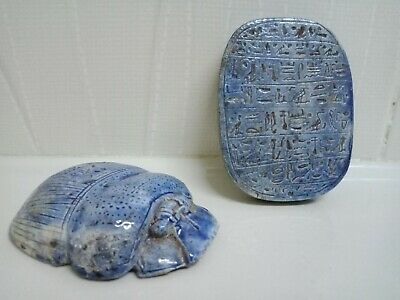 Royal Scarab is very rare ancient Egyptian civilization