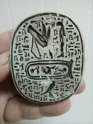 The Pharaonic Scarab is a mascot, a hunter of perversity and envy 4