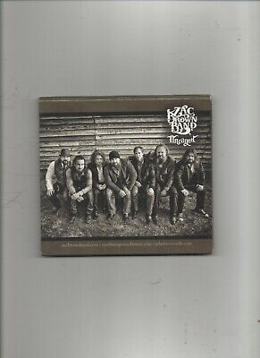 """Zac Brown Band """"Uncaged"""" Cd"""
