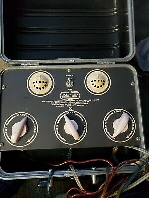 Vintage RelaxAcizor Model 5 - Vintage Electric Shock Exerciser