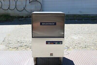 Washtech Commercial Glass Washer Cafe Bar Restaurant Equipment