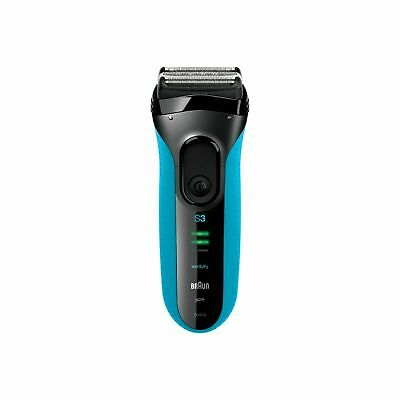 Braun Series 3ProSkin Wet and Dry Electric Shaver - Blue