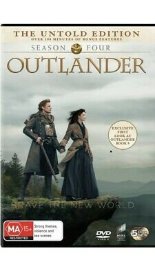 Outlander Season 4 BRAND NEW Region 4 DVD GENUINE