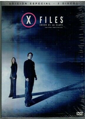 X Files Creer es la clave (The X-Files 2: I Want to Belive) (Ed. Especial 2 DVD)