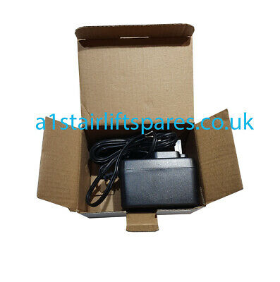 Brooks 120 superglide HD stairlift charger 15v 1.5amp