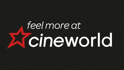 £134.22 Cineworld Gift E-Voucher