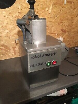 Robot Coupe Cl50 Ultra In A Good Used Condition With 3 Blades