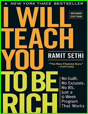 I Will Teach You to Be Rich 2ed by Ramit Sethi 2019 (E-B0K  E-MAILED)