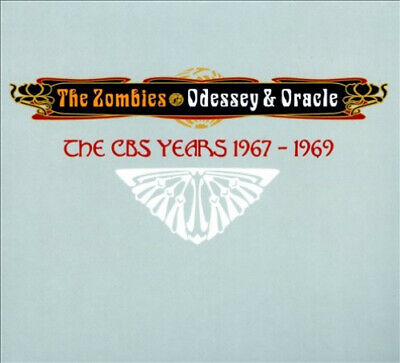 Odessey & Oracle: The CBS Years 1967-1969 [Digipak] by Zombies.