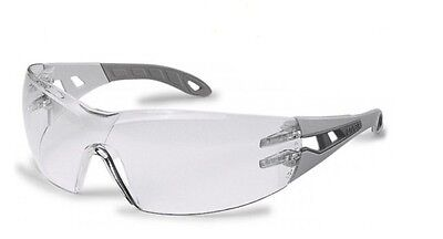 Uvex Pheos 9192-881 Safety Glasses / Spectacles - Silver Mirror