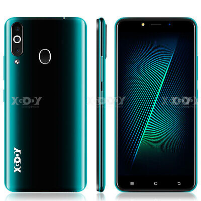 Cheap Android Smartphone 4G LTE Unlocked Mobile Phone Dual SIM Quad Core XGODY