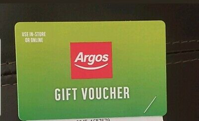 ARGOS voucher £450 grab a bargain intime to buy x mas prezzies. this lasts till