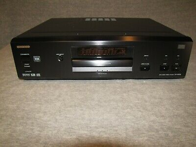 Onkyo Dv-S939 Cd/ Dvd Player , Thx Ultra