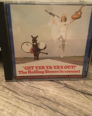 'Get Yer Ya-Ya's Out!' - The Rolling Stones in Concert CD [Remastered]