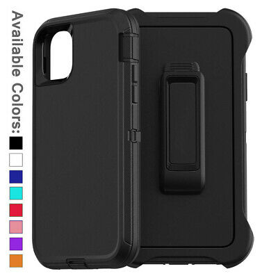 For Apple iPhone 11 Pro Max Case with Belt Clip | Fits Otterbox DEFENDER SERIES