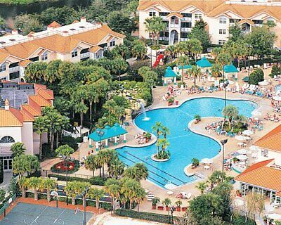 Orlando Florida Timeshare Sheraton Vistana 1.5 Miles from Walt Disney 2 Bedrooms