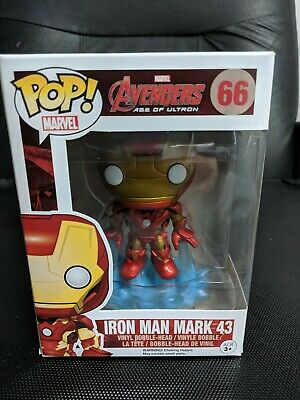 Funko Pop! Marvel Avengers Age of Ultron Iron Man Mark 43 #66