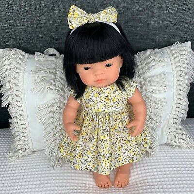 38 cm/15 inch MINILAND Dolls Outfit  Dolls Handmade Clothing